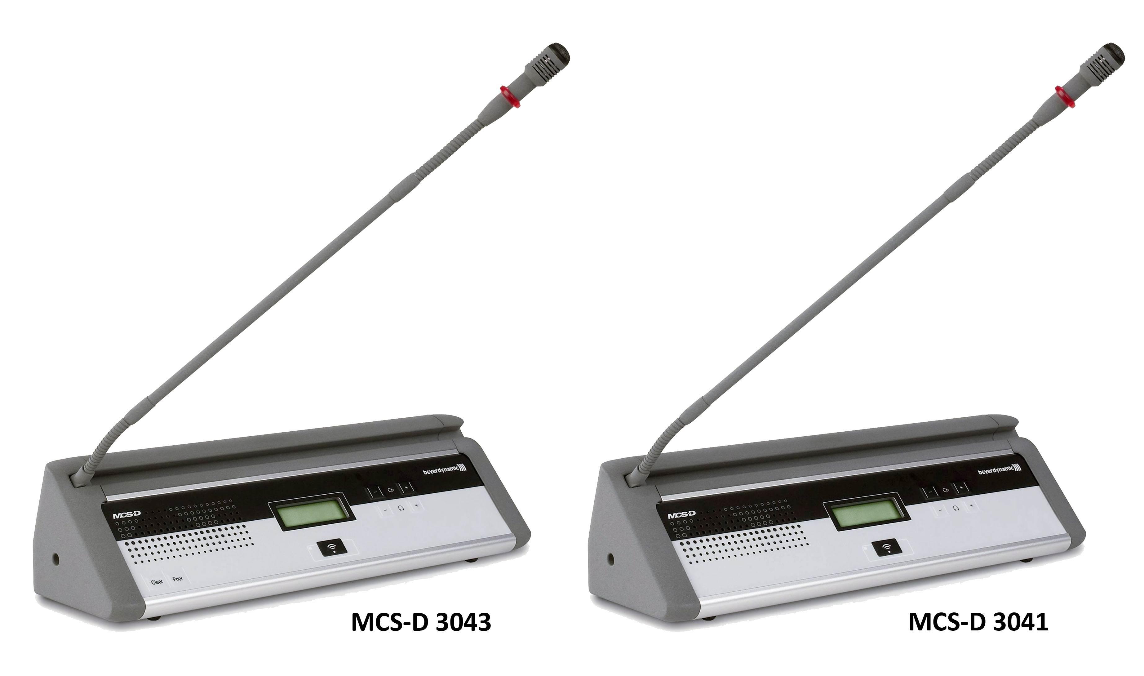 یونیت کنفرانس دیجیتال محصول کمپانی Beyerdynamic ( بیرداینامیک ) مدل MCS-D 3041 , 3043