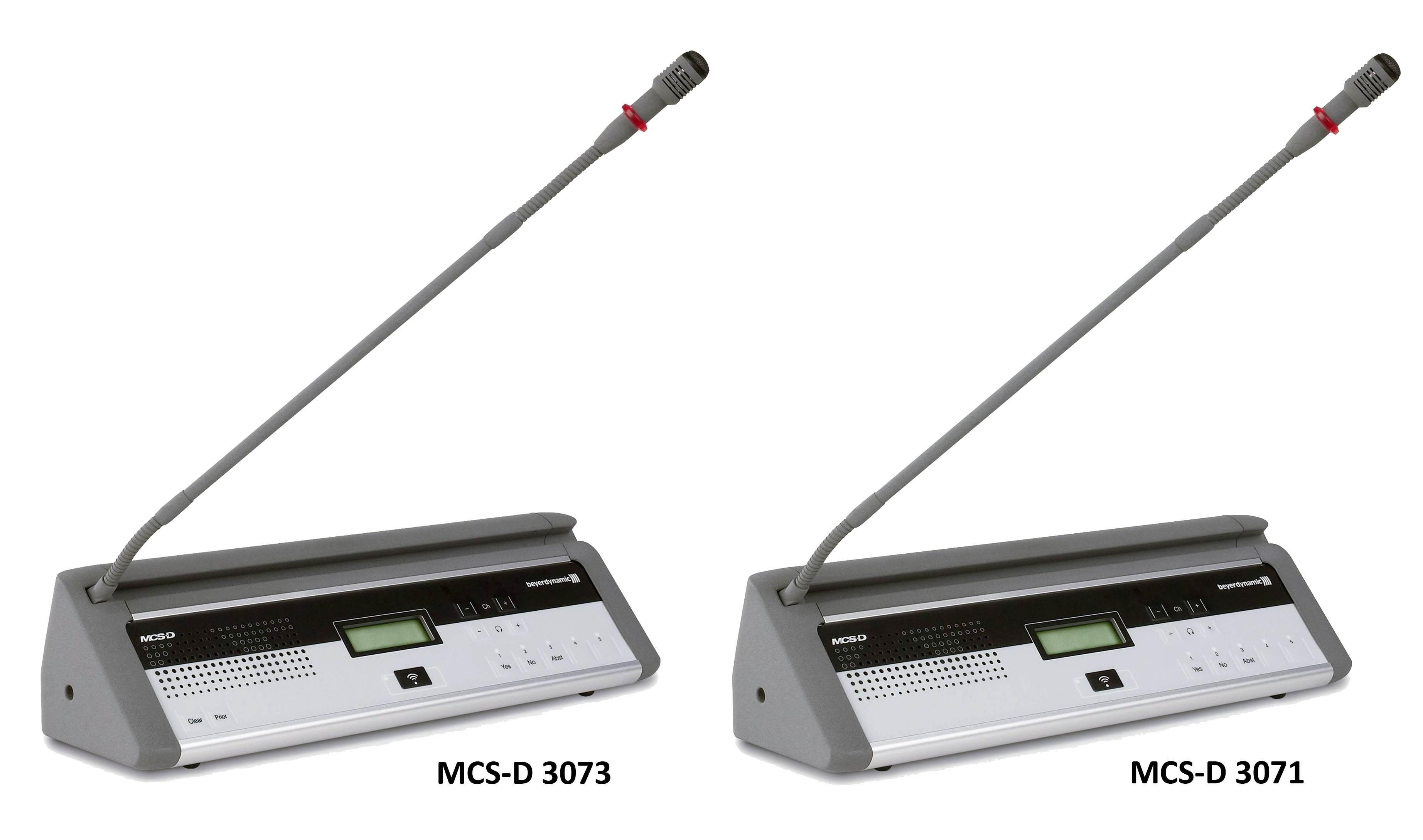 یونیت کنفرانس دیجیتال محصول کمپانی Beyerdynamic ( بیرداینامیک ) مدل MCS-D 3071 , 3073