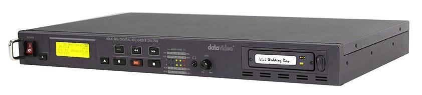 رکوردر تصویر حرفه ای دیجیتال محصول کمپانی Datavideo ( دیتاویدئو ) مدل DN700
