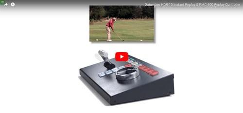 فیلم آموزشی رکوردر تصویر حرفه ای دیجیتال Datavideo ( دیتا ویدئو ) مدل HDR10