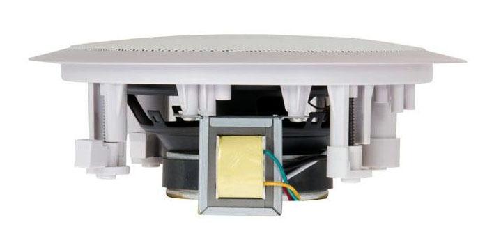 نمای کنار بلندگو سقفی 2 way اهمی ولتی DPA CL-6.2e