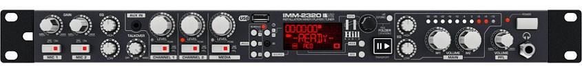 میکسر و پری آمپ محصول کمپانی Hill-Audio ( هیل آدیو ) مدل IMM-2320V2