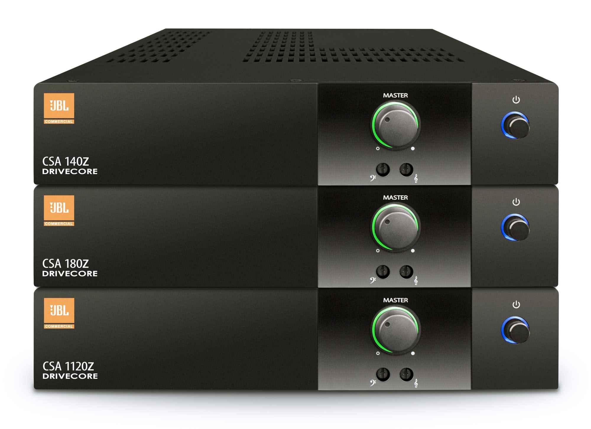 پاور آمپلی فایر آنالوگ محصول کمپانی JBL ( جی بی ال ) سری CSA Series