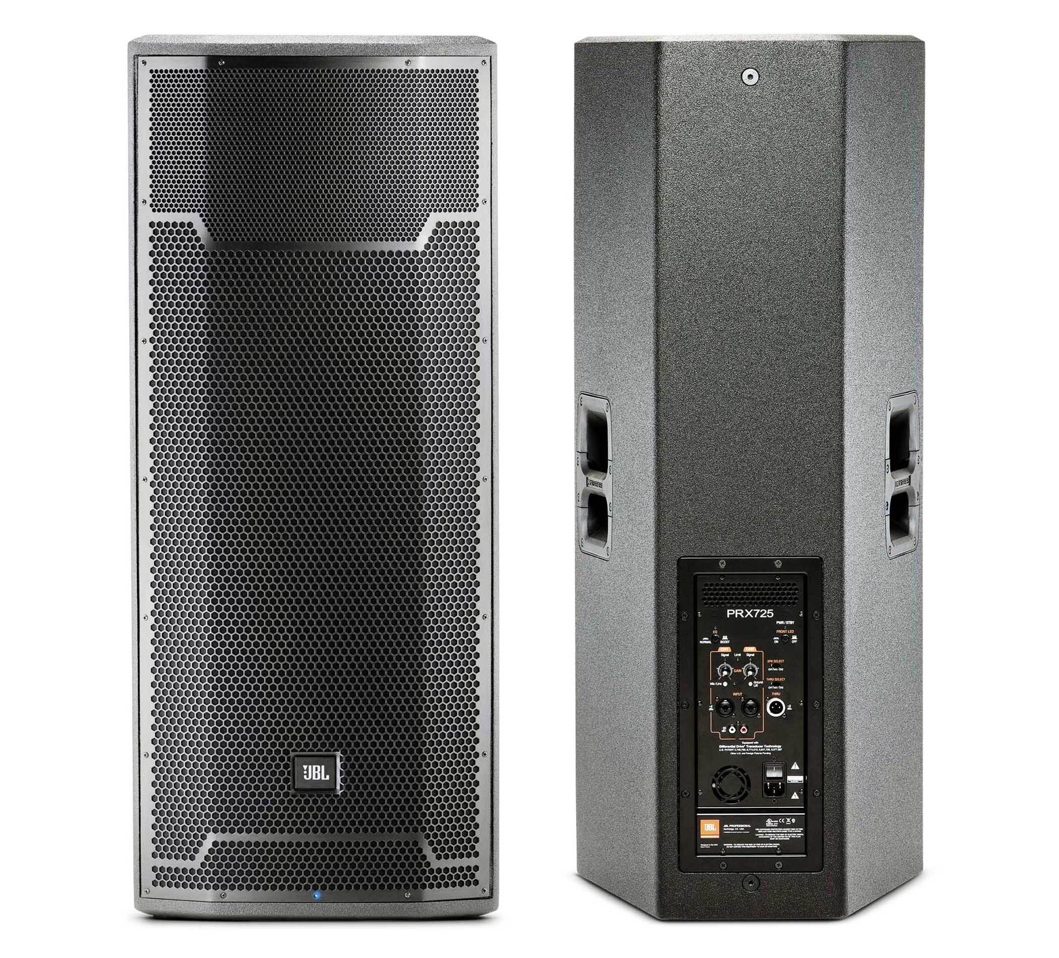 باند و ساب های اکتیو حرفه ای ساخت کمپانی JBL ( جی بی ال ) سری PRX 700