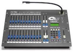 DMX و کنترلر نور حرفه ای محصول کمپانی Lite Puter ( لایت پوتر ) مدل CX-12