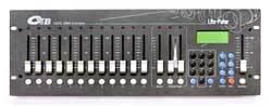 DMX و کنترلر نور حرفه ای محصول کمپانی Lite Puter ( لایت پوتر ) مدل CX-3b