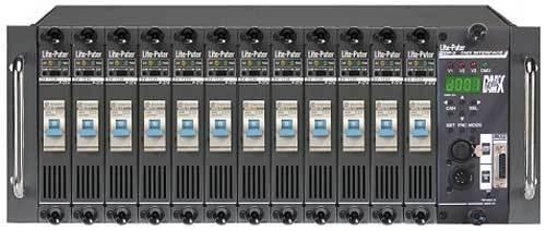 دیمر نور حرفه ای محصول کمپانی Lite Puter ( لایت پوتر ) مدل DX1210/DX1220/DX1230