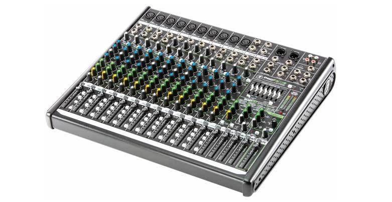 میکسر صوتی آنالوگ محصول کمپانی Mackie (مکی ) سری ProFX16 v2