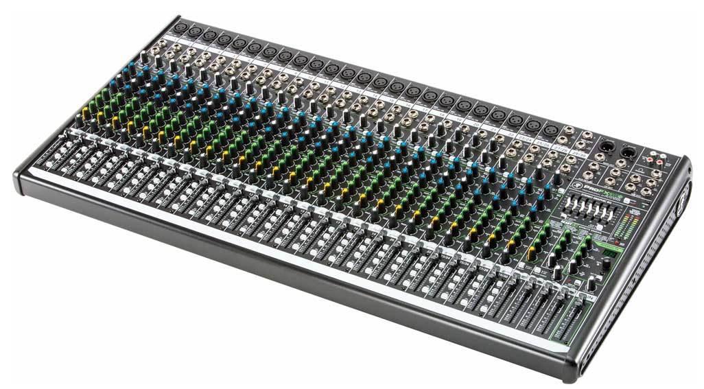 میکسر صوتی آنالوگ محصول کمپانی Mackie (مکی ) سری ProFX30 v2