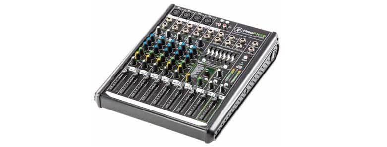 میکسر صوتی آنالوگ محصول کمپانی Mackie (مکی ) سری ProFX8 v2