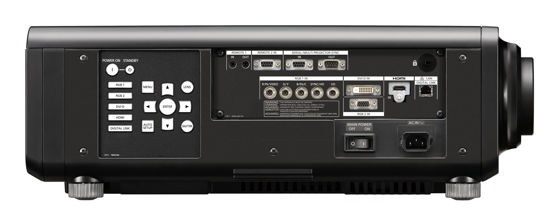 Panasonic PT-RW730 – ويدئو پروجکشن HD نمای کناری با تکنولوژی لیزری و قابلیت 24/7