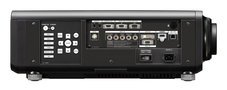 Panasonic PT-RZ870 – ويدئو پروجکشن Full HD نمای کناری با تکنولوژی لیزری و قابلیت 24/7