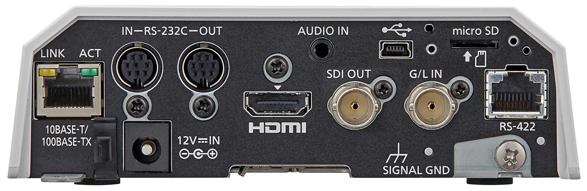 دوربین تصویر برداری PTZ با کیفیت 4K محصول کمپانی Panasonic ( پاناسونیک ) مدل AW-UE70