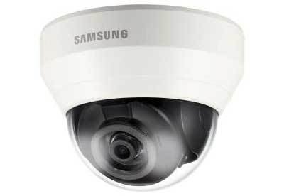 دوربین صنعتی Dome تحت شبکه ساخت کمپانی Samsung (سامسونگ) سری WiseNet Lite مدل SND-L6013