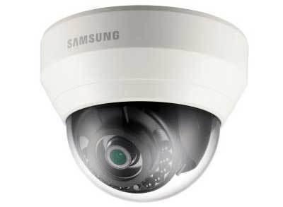 دوربین صنعتی Dome تحت شبکه ساخت کمپانی Samsung (سامسونگ) سری WiseNet Lite مدل SND-L6013R