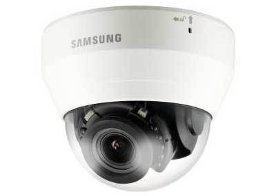 دوربین صنعتی Dome تحت شبکه ساخت کمپانی Samsung (سامسونگ) سری WiseNet Lite مدل SND-L6083R