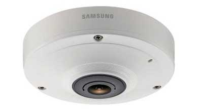 دوربین های صنعتی Fisheye تحت شبکه ساخت کمپانی Samsung (سامسونگ) سری SNF-8010VM