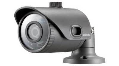 دوربین صنعتی Bolt تحت شبکه ساخت کمپانی Samsung (سامسونگ) سری WiseNet Lite مدل SNO-L6013R
