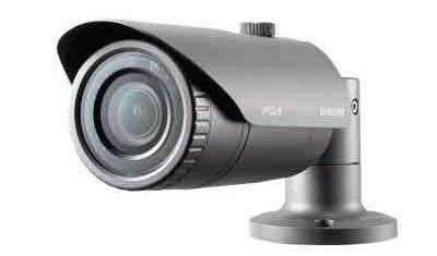 دوربین صنعتی Bolt تحت شبکه ساخت کمپانی Samsung (سامسونگ) سری WiseNet Lite مدل SNO-L6083R