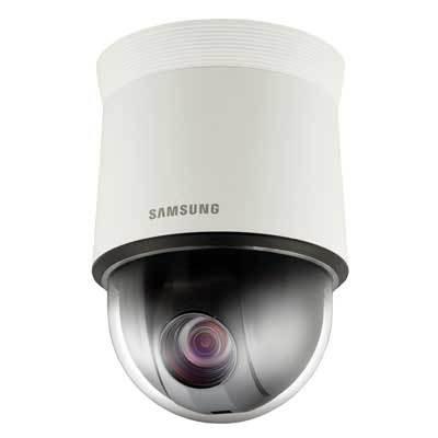 دوربین صنعتی Speed Dome تحت شبکه ساخت کمپانی Samsung (سامسونگ) سری WiseNet Lite مدل SNP-L6233