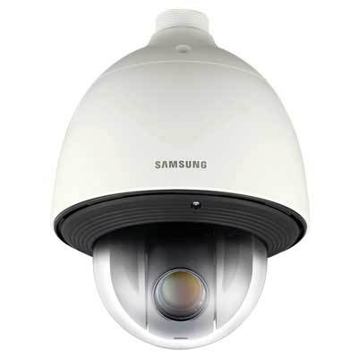 دوربین صنعتی Speed Dome تحت شبکه ساخت کمپانی Samsung (سامسونگ) سری WiseNet Lite مدل SNP-L6233H