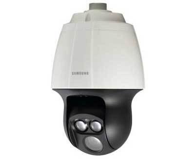 دوربین صنعتی Speed Dome تحت شبکه ساخت کمپانی Samsung (سامسونگ) سری WiseNet Lite مدل SNP-L6233RH