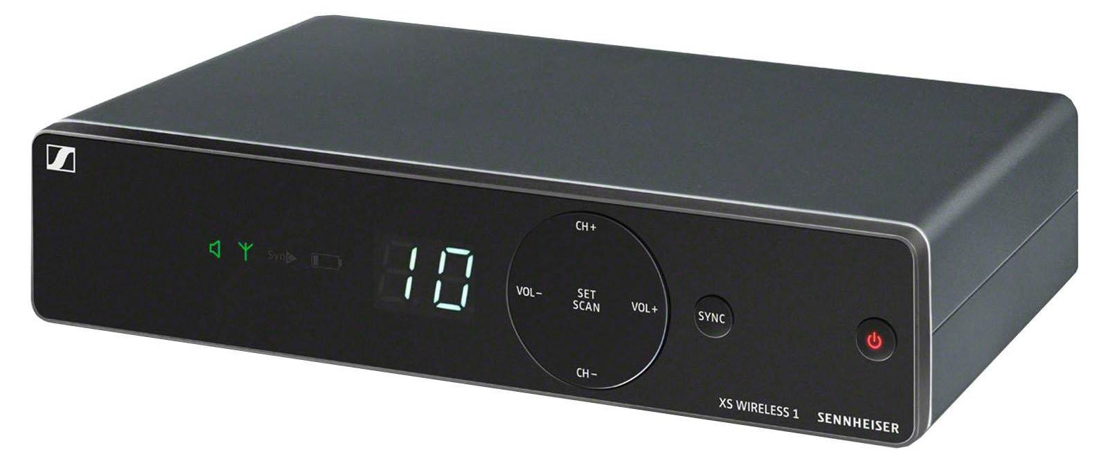 گیرنده میکروفن های بیسیم دیجیتال حرفه ای ساخت کمپانی Sennheiser ( سن هایزر ) سری XSW 1