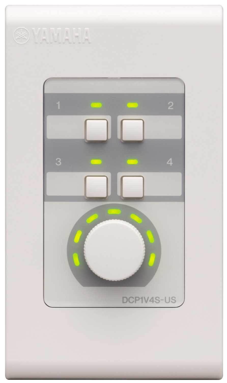 پنل کنترل دیواری محصول کمپانی YAMAHA ( یاماها ) مدل DCP1CV4S