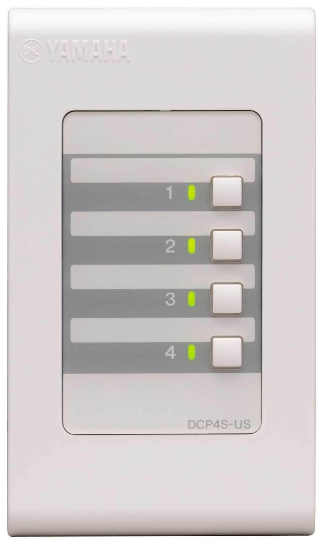 پنل کنترل دیواری محصول کمپانی YAMAHA ( یاماها ) مدل DCP4S