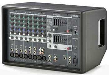 پاور میکسر های صوتی محصول کمپانی Yamaha ( یاماها ) مدل EMX 212 SC