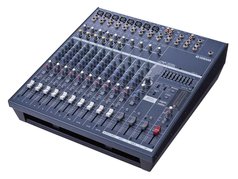 پاور میکسر های صوتی محصول کمپانی Yamaha ( یاماها ) مدل EMX 5014 C