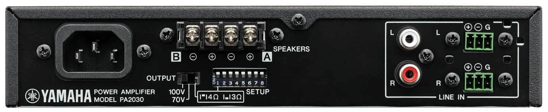 پاور آمپلی فایر صوتی محصول کمپانی YAMAHA ( یاماها ) مدل PA2030