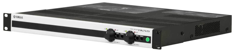 پاور آمپلی فایر محصول کمپانی YAMAHA ( یاماها ) مدل PA2120