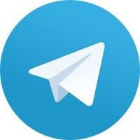 صفحه فروشگاه کوروش در تلگرام