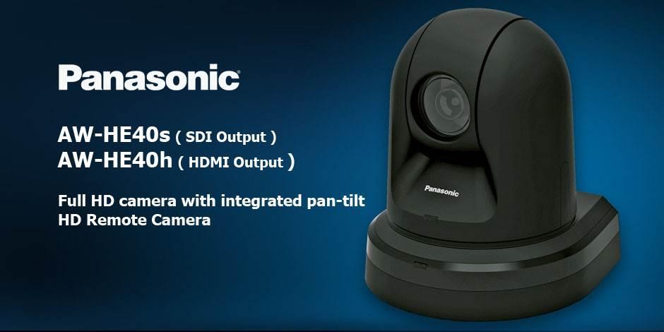 دوربین اسپید دام SpeedDome Full HD محصول کمپانی Panasonic ( پاناسونیک ) مدل AW-HE40