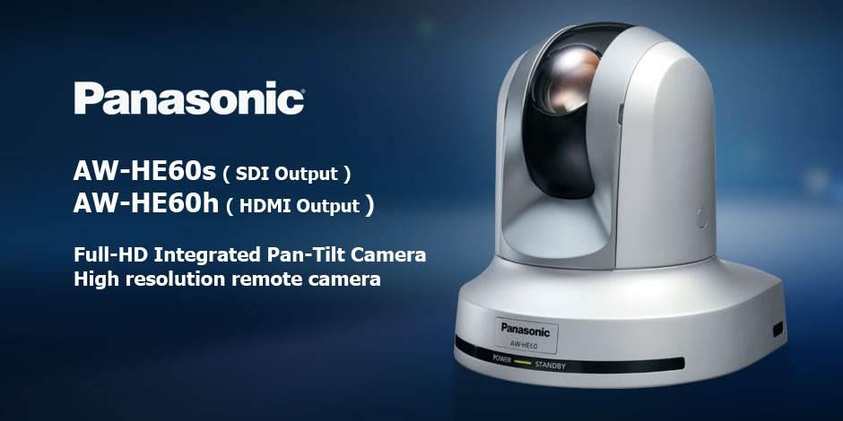دوربین اسپید دام SpeedDome Full HD محصول کمپانی Panasonic ( پاناسونیک ) مدل AW-HE60