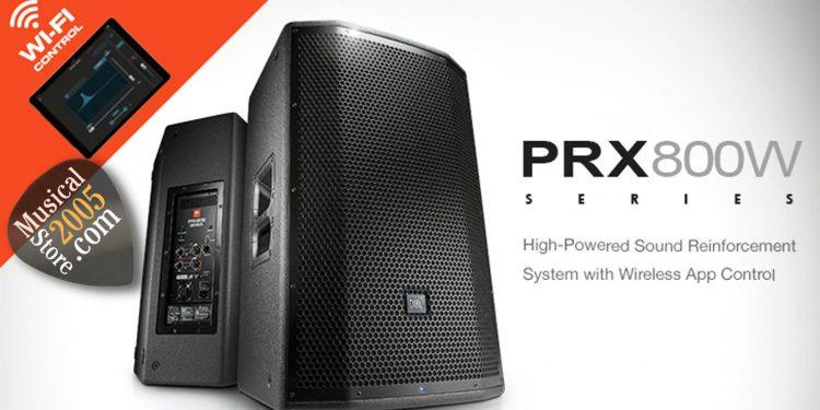 باند و ساب های اکتیو حرفه ای ساخت کمپانی JBL ( جی بی ال ) سری PRX 800