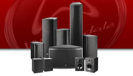 اسپیکر های حرفه ای سری Installation Speaker ساخت کمپانی Wharfedale ( وارفیدل ) سری Programme Series