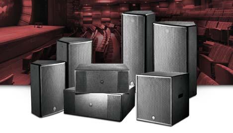 اسپیکر های حرفه ای سری Installation Speaker ساخت کمپانی Wharfedale ( وارفیدل ) سری SI-X Series