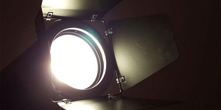 پرژکتور نیمه موضعی کم مصرف LED COB حرفه ای ساخت کمپانی ARC ( آرک )
