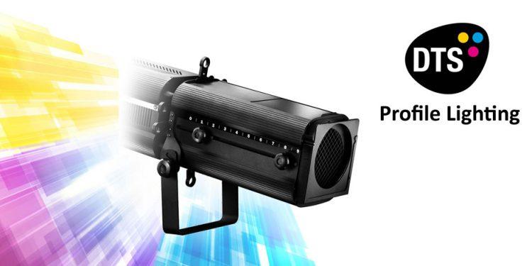 پرژکتور دو لنز موضعی پروفایل ساخت کمپانی DTS ( دی تی اس ) ایتالیا سری Profilo