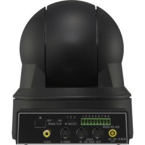 نمای پشت دوربین روباتیک تصویر برداری حرفه ای مدل Sony EVI-D80 - PTZ SpeedDome HD
