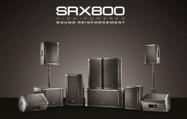 باند و ساب های اکتیو حرفه ای ساخت کمپانی JBL ( جی بی ال ) سری SRX 800