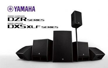 باند و ساب حرفه ای اکتیو Yamaha( یاماها ) سری DZR/DXR